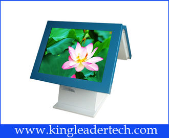 "Kontras Tinggi Cash / Pos Sentuh All In One Terminal, 15 ""Touch Screen LCD TFT"