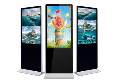 Multifungsi 55 Inch HDMI Port Advertising Digital Signage